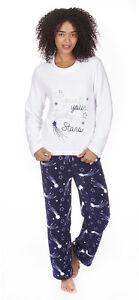 online retailer 27ef0 f4856 Damen Forever Dreaming Sterne oder Pinguin Pyjama Set ...