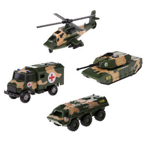 Funny-Army-Vehicle-Model-Free-Wheel-Diecast-Truck-Car-Kids-Children-Toy-Gift