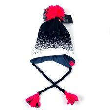 Kids' Girls' Accessories Nwt Youth Girls Under Armour Ua Storm Coldgear Fleece Lined Beanie Pink Black