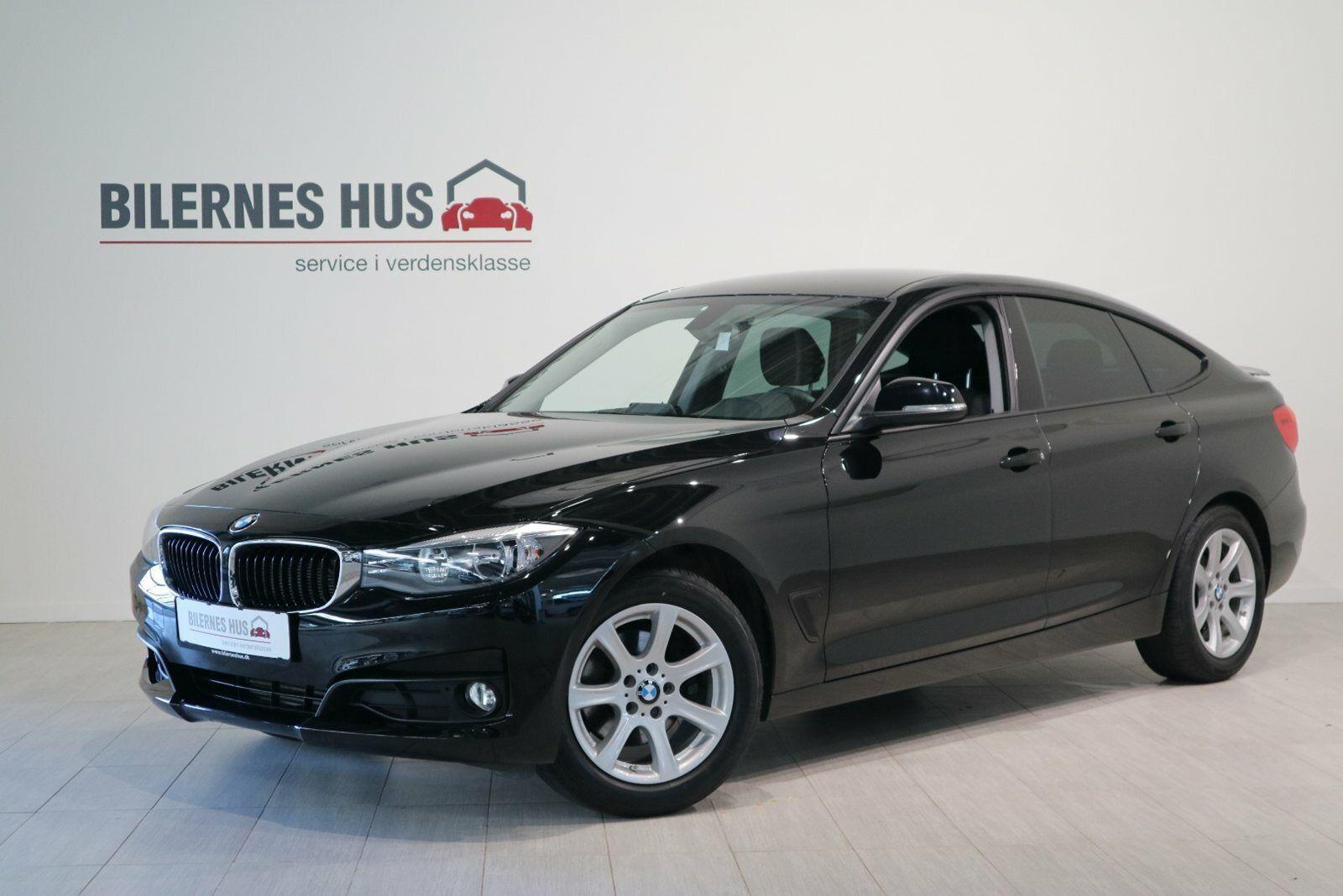 BMW 320d Billede 2