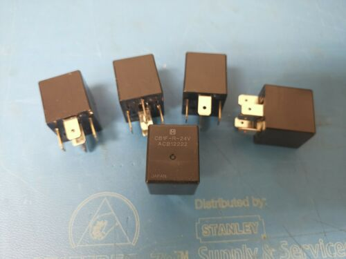 NEW PANASONIC RELAY CB1F-R-24V  ACB12222. 5 PCS