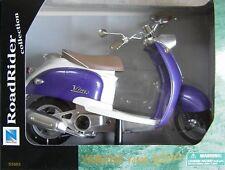 YAMAHA Roller VINO YJ 50 R * violett *26 cm lang 1:6 New Ray _
