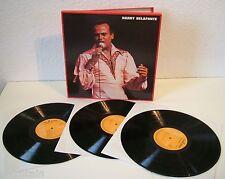 Harry Belafonte   3LP Box   RCA 1977   VG+ / VG+   Cleaned Vinyl LP