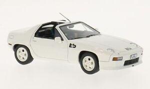 Porsche 928 Bb Targa Blanc 1/43 Neo