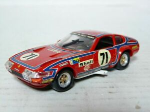 Solido-Transkit-1-43-Ferrari-365-GTB-Rally-Diecast-Handmade-Model-Car-Kit