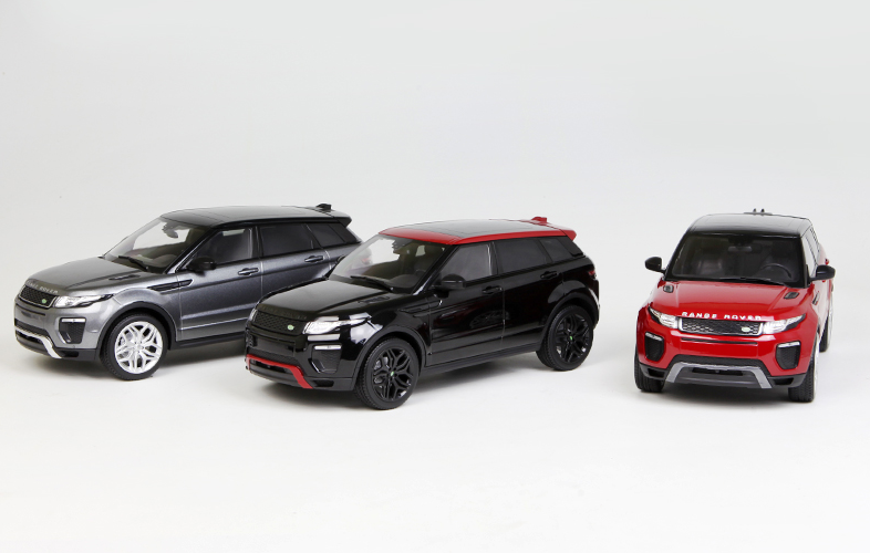 Kyosho 1 18 Alloy diecasting car model  Land rover Range rover Gift collection