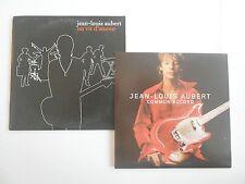    LOT CD Single Collector - Port 0€    JEAN-LOUIS AUBERT : 2 CD (1 INEDIT)
