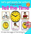 Tell the Time by Roger Priddy (Spiral bound, 2009)