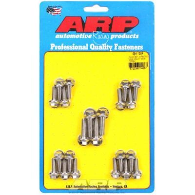 ARP 454-1804 Oil Pan Bolts For SB Ford 302-351W Late Model w//Side Rails