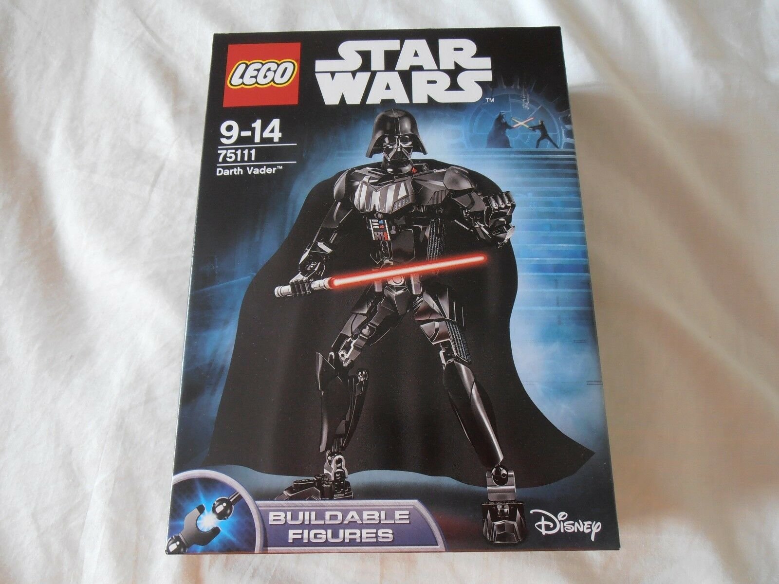 Star Wars  Lego Darth Vader 75111 new and sealed retired