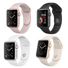 Apple Watch Series 2 42mm WiFi GPS Aluminum Case Sport Band Smartwatch iOS