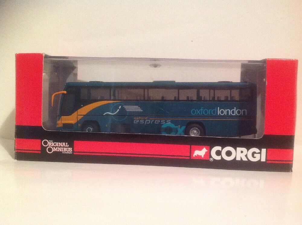 Corgi OM43311 Plaxton Excalibur Oxford Express Ltd Ed. 0003 of 2600