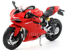 MAISTO 11108 DUCATI 1199 PANIGALE MOTORCYCLE BIKE 1/12 RED