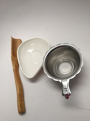 Gong Fu Tea Accessories Chinese Tea Tools 3 Pcs For Sale