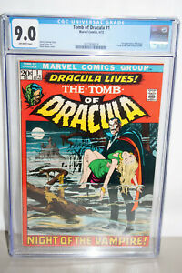 TOMB-OF-DRACULA-1-CGC-9-0-VF-NM-1ST-APP-OF-DRACULA-IN-A-MARVEL-COMIC