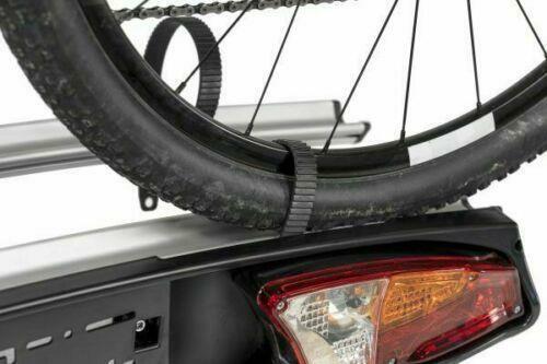 Car Van Towball  Towbar Mounted 2 Bike Cycle Carrier Rear Rack by Menabo