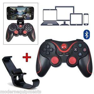 S3 Wireless Bluetooth Game controller Joypad Gamepad iPad Android iOS TV Box