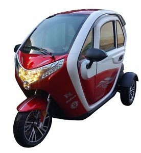 elektro kabinenroller 25 45kmh l ftung elektroroller. Black Bedroom Furniture Sets. Home Design Ideas