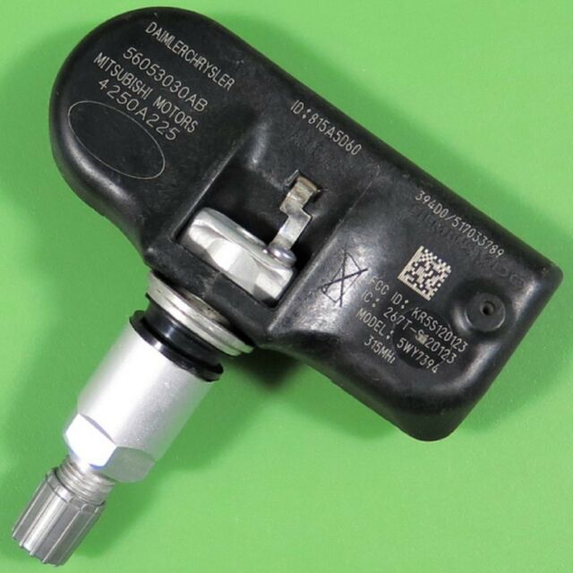 TPMS Sensor,56053030AB Car Tire Pressure Monitoring Sensor TPMS for Chrysler Dodge Jeep