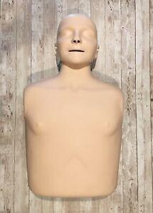 American Red Cross Leardal Little Anne CPR Medical Manikin Torso Dummy - Tested!