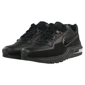 Details zu Nike Air Max LTD 3 Black Herren