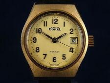 Rare Ernest Borel Ladies Mechanical Watch 1970S NOS