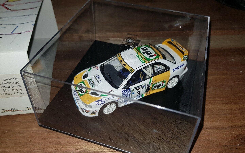 Trofeu 1 43 Subaru Impreza WRC 1121