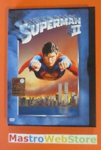 SUPERMAN-2-1980-DC-comics-Warner-Bros-Z8-DVD-snapper-dv53