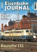 Ferrocarril Journal 4/2016 serie 151