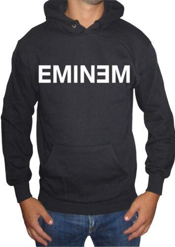Fm10 Pull à Capuche Homme Eminem Recovery Relapse 8 Mile Musique