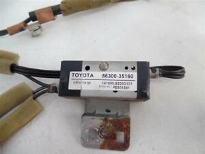 Fabulous 05 09 Toyota 4Runner Roof Wiring Harness Oem 8630035160 Wiring Cloud Oideiuggs Outletorg