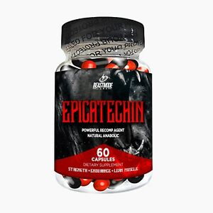 Beastmode-Labs-Epicat-epicatechin-60-capsules-Dry-Hard-Gains-Muscle-Builder