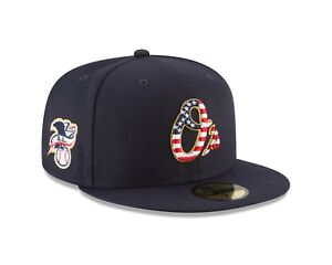 b6f446073 Details about Baltimore Orioles New Era Stars & Stripes 4th of July 59Fifty  Hat