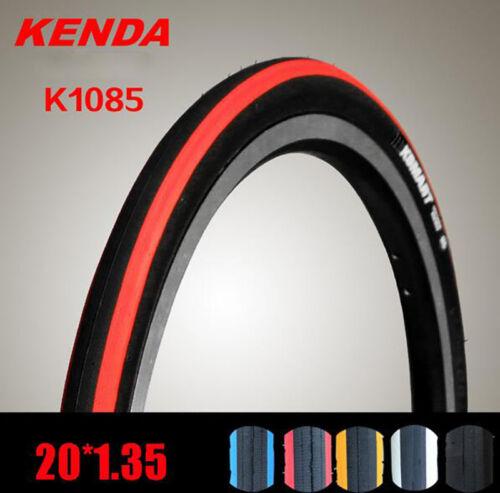 Kenda Folding Bike Bicycle Tyres 20*1.35 Bike Tire 20inch Wearproof Tires 60TPI