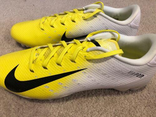 NWOB Nike Men/'s Vapor Untouchable 3 Speed Football Cleats Size US 10 Yellow