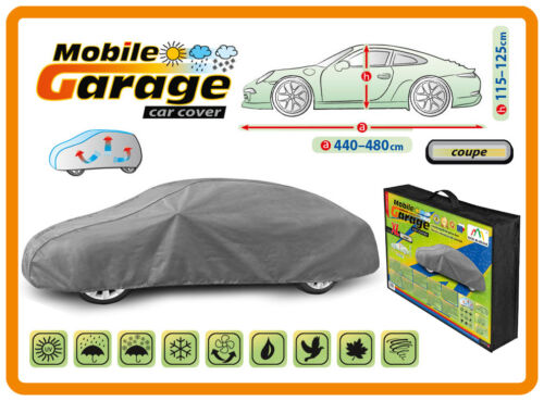 Heavy Duty Car Cover for BMW 3 Series E46 Coupe  Breathable UV Protection