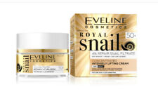 Eveline Royal Snail Lifting Cream Day Night Anti-Wrinkle Firms 50+ Regenerate