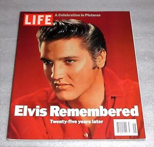 Elvis Remembered 25 Years Later Life Magazine 2000 Celebration Pictures PB