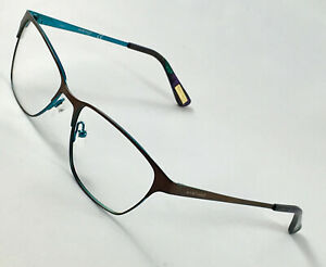 New-MARCIANO-GUESS-GM238-Brown-Women-039-s-Eyeglasses-Frames-53-16-135