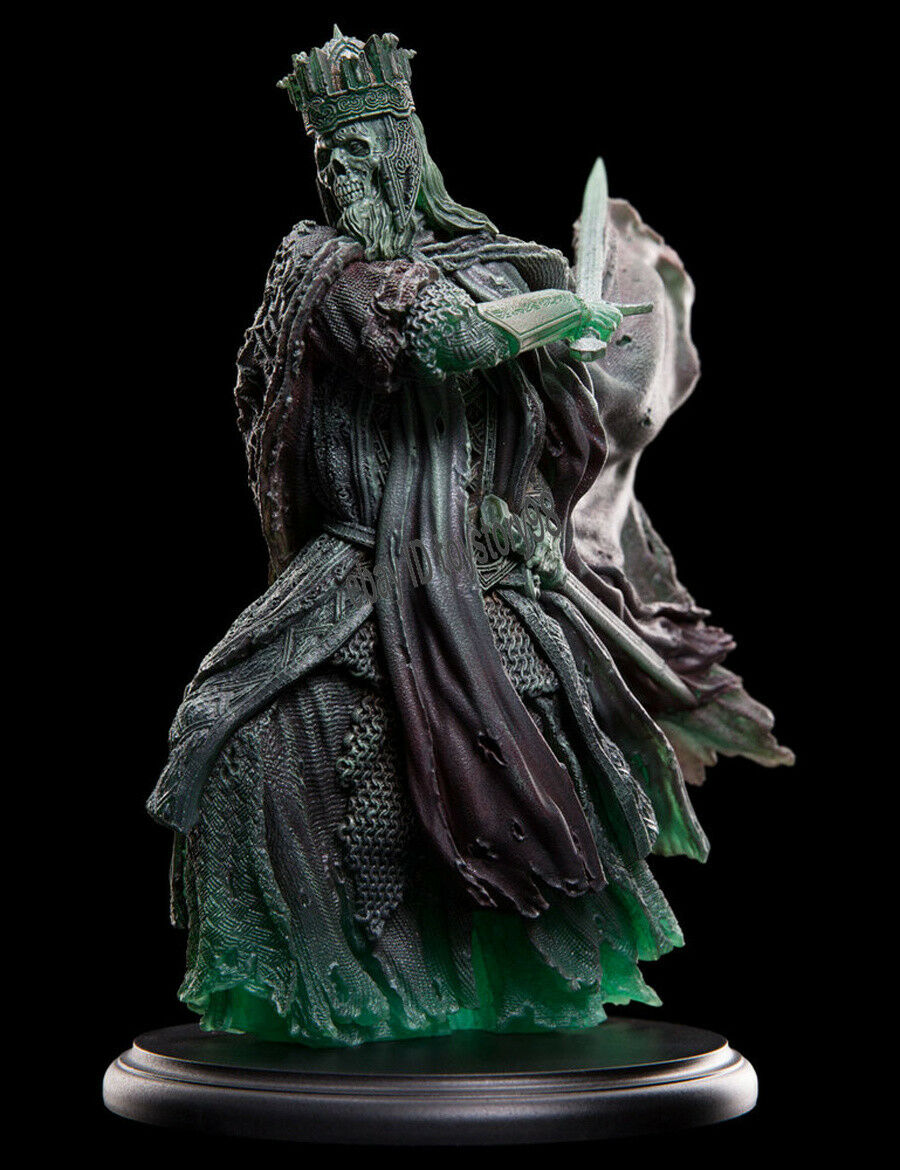 Weta the re of the dead The Lord of the Rings Mini cifra STATUE modellolo nuovo