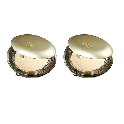 SKIN79 VIP Gold Hologram Pearl BB Pact 16g 2pcs Free gifts wholesale