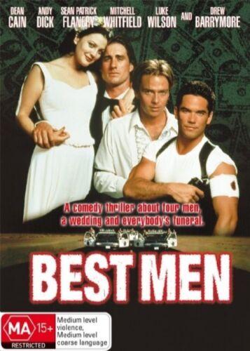 1 of 1 - Best Men - DVD LIKE NEW FREE POST AUS REGION 4