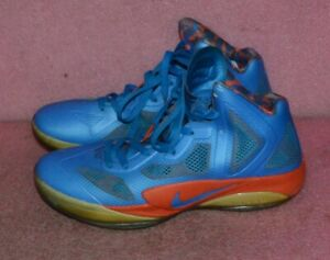 low priced 1321a 2585a Image is loading Nike-Hyperfuse-Basketball-Shoes-Size-10-5