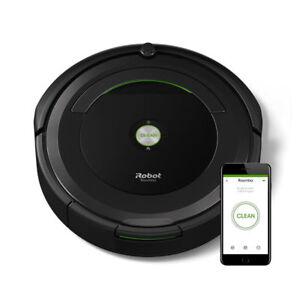 iRobot Roomba 696 33W Robot Aspirador - Negro
