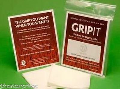 Grip Cloth Gripit or getagrip lawn bowls /& sports for better grip sticky Grippit