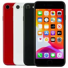Apple iPhone SE 2020  4G LTE Unlocked 64GB 2nd Gen  > 6 MONTHS APPLE WARRANTY <