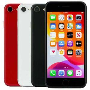 Apple-iPhone-SE-2020-4G-LTE-GSM-Unlocked-64GB-2nd-Gen-Black-Red-White