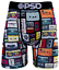 PSD Underwear Mixtape Kyrie Irving NBA Basketball Mens Boxer Briefs 81421002