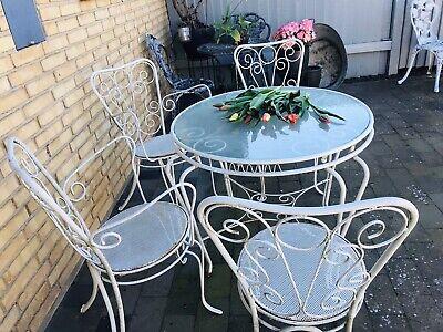 Find Runde Bord i Havemøbler og udstyr Havemøbelsæt Køb