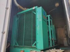 Cummins Onan 230 Kw Diesel Generator Trailer Model 230 Dfab Fuel Tank